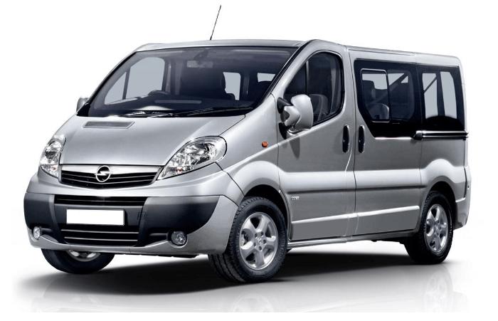 Opel Vivaro BUS 9-míst